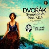 Dvořák: Symphonies Nos. 7,8,9 'From the New World' by Wiener Philharmoniker