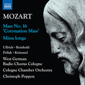 W.A. Mozart: Complete Masses, Vol. 1 de WDR Rundfunkchor Köln