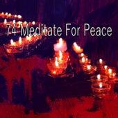 74 Meditate for Peace de Musica Relajante