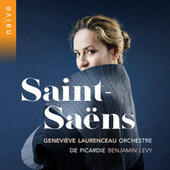 Saint-Saëns by Geneviève Laurenceau
