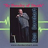 By Penalty Of Death by Don Barnhart