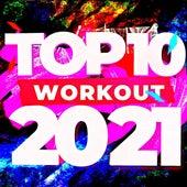 Top 10 Workout 2021 (Workout Mix) de Workout Remix Factory (1)