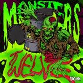 Monsters 12 von Figure