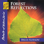 Forest Reflections by Bruce Kurnow