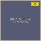 Barenboim plays Chopin de Daniel Barenboim