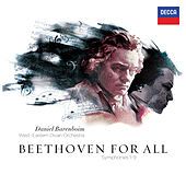 Beethoven for All - Symphonies 1- 9 de Various Artists