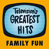 Television's Greatest Hits - Family Fun - EP by Television's Greatest Hits Band