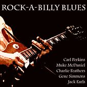 Rock-A-Billy Blues by Various Artists