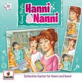 Folge 70: Schlechte Karten für Hanni und Nanni von Hanni und Nanni