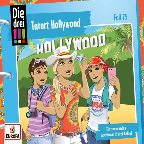 Folge 75: Tatort Hollywood von Die Drei !!!
