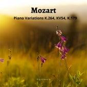 Piano Variations K.264, Kv54, K.179 fra DigiClassic