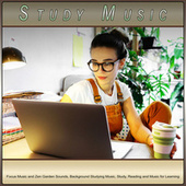 Study Music: Focus Music and Zen Garden Sounds, Background Studying Music, Study, Reading and Music for Learning de Study Music