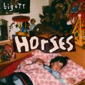 Horses by Bigott