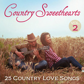 Country Sweethearts: 25 Country Love Songs, Vol. 2 de Various Artists