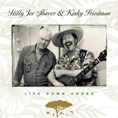 Live Down Under de Billy Joe Shaver