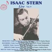 Isaac Stern, Vol. 9 (Live) de Isaac Stern