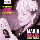 Milestones of a Legend Maria Callas  Queen of the Scala, Vol. 10 by Maria Callas