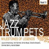 Milestones of Legends Jazz Trumpets, Vol.1 de Various Artists