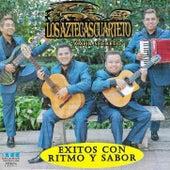 Exitos Con Ritmo y Sabor by Los Aztecas Cuarteto