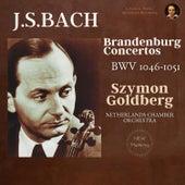 Bach: Brandenburg Concertos BWV 1046-1051 de Szymon Goldberg