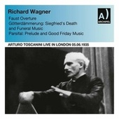 Wagner: Orchestral Works (Live) by BBC Symphony Orchestra