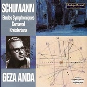 R. Schumann: Piano Works by Géza Anda