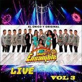 Live, Vol. 3 by Grupo Ensamble