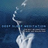 Deep Sleep Meditation - The Best Relaxing Piano, Flute Music and Healing Rain fra Meditation Music Zone