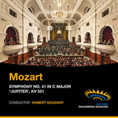 "Mozart: Symphony No. 41 in C Major ""Jupiter"", KV 551 von Cape Town Philharmonic Orchestra"