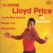 The Exciting Lloyd Price Plus Mr. Personality de Lloyd Price