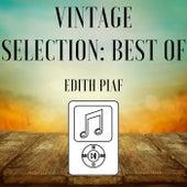 Vintage Selection: Best Of (2021 Remastered) de Edith Piaf