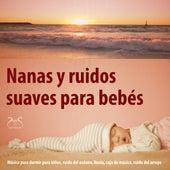 Nanas y Ruidos Suaves para Bebés - Música para Dormir para Niños, Ruido del Océano, Lluvia, Caja de Música, Ruido del Arroyo von Torsten Abrolat