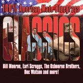 100% American Made Bluegrass Classics von Various Artists