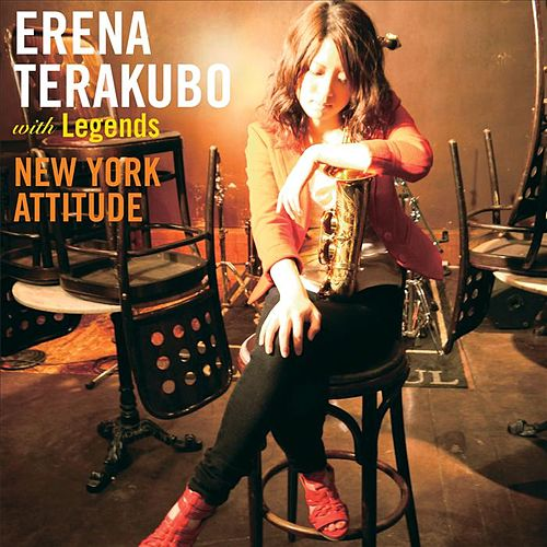 New York Attitude by Erena Terakubo