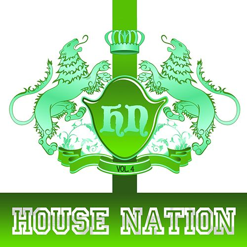 House Nation, Vol. 4 by Various Artists