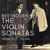 Beethoven: The Violin Sonatas de Clara Haskil