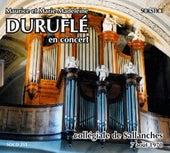 Duruflé en Concert by Various Artists