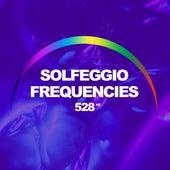 Alpha Beta Delta Theta Frequencies de Solfeggio Frequencies 528Hz