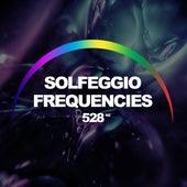 Solfeggio Frequencies Healing Tones de Solfeggio Frequencies 528Hz