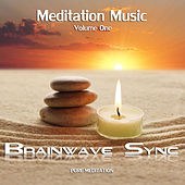 Meditation Music Volume One - Alpha, Theta and Gamma Brainwave Entrainment for Relaxation and Meditation by Brainwave-Sync