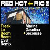 Freak Le Boom Boom (CSS Remix) von Marina Gasolina