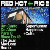 Um Canto De Afoxé Para O Bloco Do Ilê (The Juan MacLean Remix) de Superhuman Happiness