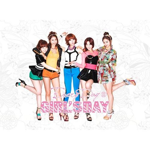 Everyday II (2nd Mini Album) by Girl's Day