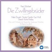 Schubert: Die Zwillingsbrüder von Wolfgang Sawallisch