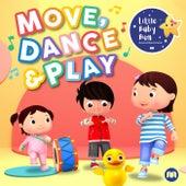 Move, Dance & Play de Little Baby Bum Nursery Rhyme Friends