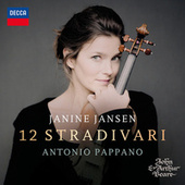 12 Stradivari by Janine Jansen, Antonio Pappano