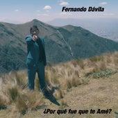¿Por qué fue que te amé? de Fernando Dávila