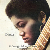 Odetta at Carnegie Hall and at Town Hall (All Tracks Remastered) de Odetta