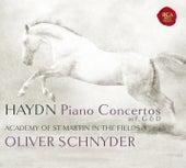 Haydn: Three Piano Concertos by Oliver Schnyder