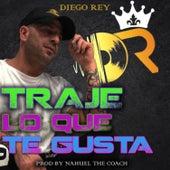 Traje Lo Que Te Gusta di Diego Rey